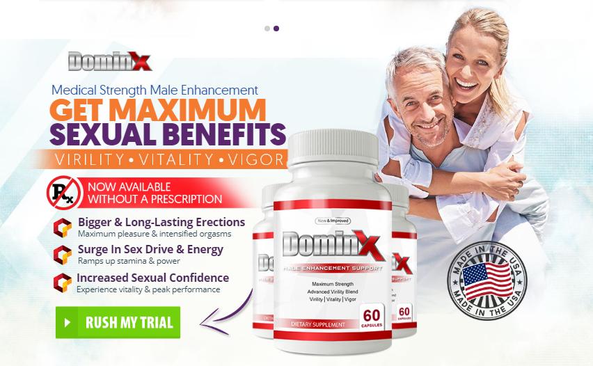 DominX Male Enhancement