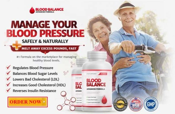 Blood Balance Advanced Formula