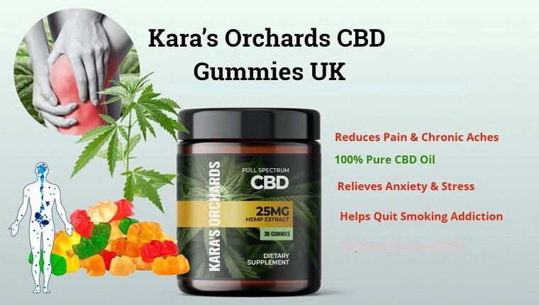Kara's Orchards CBD Gummies