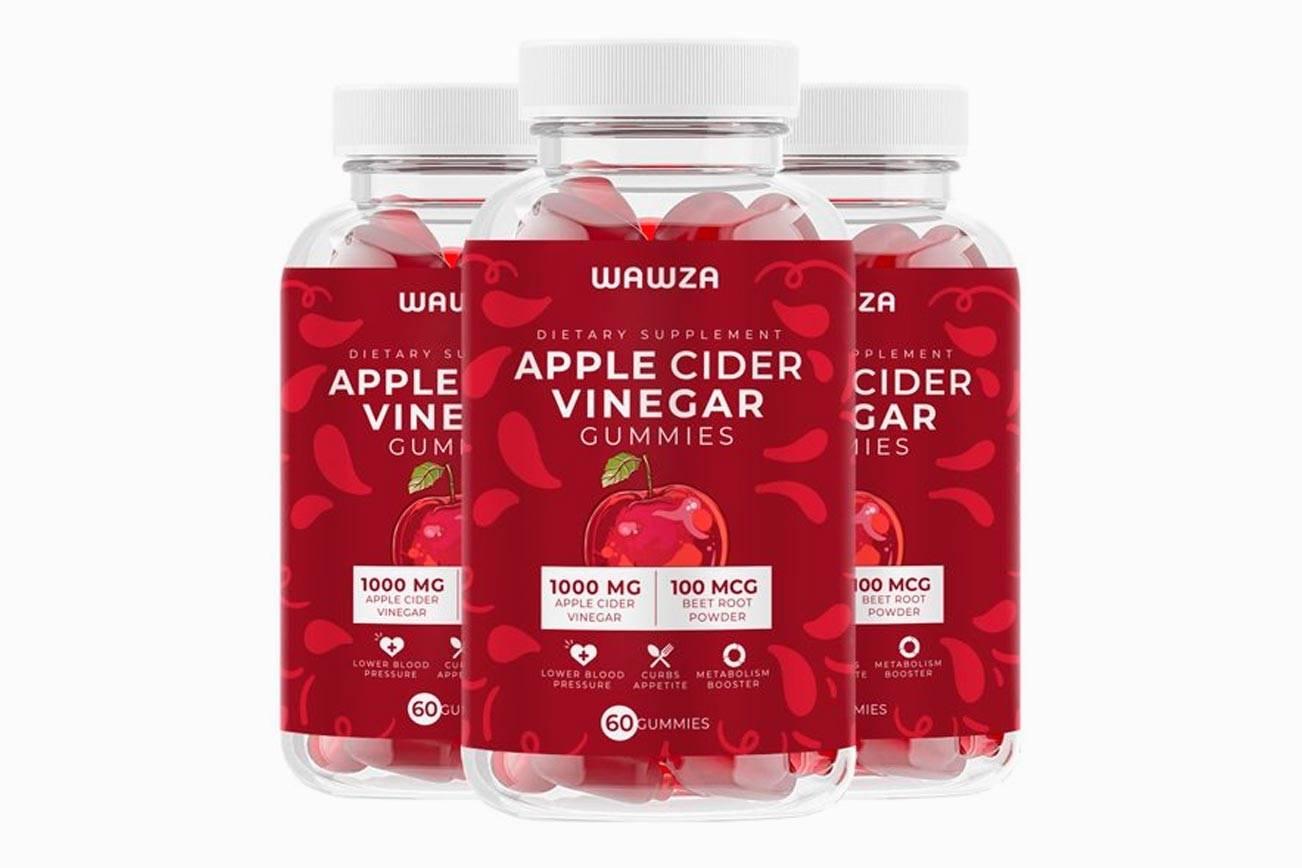 Apple Cider Vinegar Gummies Keto